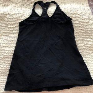LULULEMON Cool Racerback with Ruffles neckline